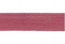 Цепь с шариками, медь, 1,5 мм, ярко-розовая