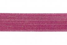 Цепь с шариками, медь, 1,5 мм, фуксия