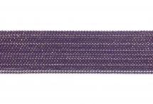 Цепь с шариками, медь, 1,5 мм, фиолетовая