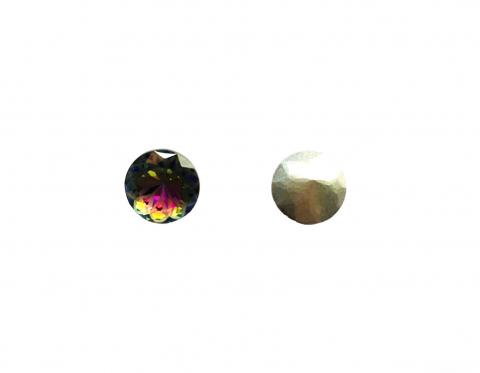 Кристалл, стекло К9, volcano, 8 мм