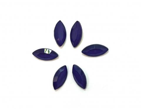 Кристалл-маркиз, стекло, 15*7 мм