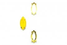 Цапы для маркизов, латунь с золотым покрытием