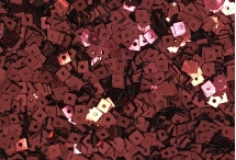 Квадратные пайетки, Индия, Dark Wine, 4 мм
