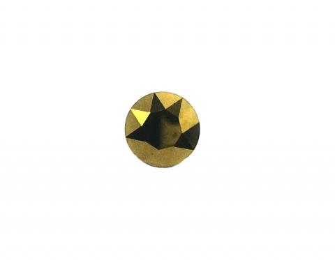 Шатон Swarovski, dorado, 8.16-8.41 мм (SS39)