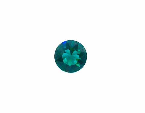 Шатон Swarovski, emerald ignite, 8.16-8.41 мм (SS39)