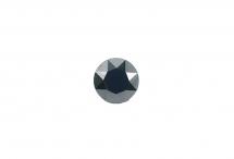 Шатон Swarovski, jet hematite, 8.16-8.41 мм (SS39)