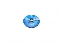Овальный риволи Swarovski, crystal ocean DeLite, 8*6 мм