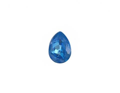 Капля Swarovski, crystal ocean DeLite, 14*10 мм