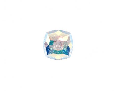 Хрустальный мистический квадрат, crystal AB, 10 мм