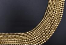 Жемчуг Swarovski, gold, 6 мм
