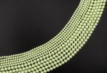 Жемчуг Swarovski, pastel green, 3 мм