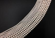Жемчуг Swarovski, pearlescent white, 3 мм