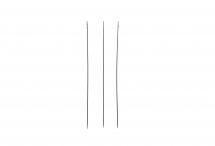 Игла John James, Англия, сталь с никелевым покрытием, 4,9 см, №13