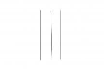 Игла John James, Англия, сталь с никелевым покрытием, 4,4 см, №15