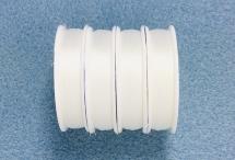 Нить для бисера Spark Beads, диаметр 0,1 мм, белая