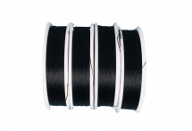 Нить для бисера Spark Beads, диаметр 0,1 мм, чёрная