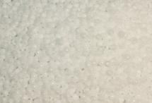 Японский круглый бисер TOHO №11, Opaque White