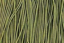 Канитель, трунцал, зиг-заг, 1,5 мм, античная латунь